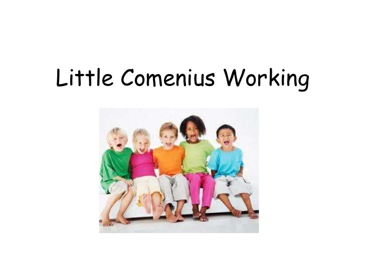 Little Comenius Working<br />