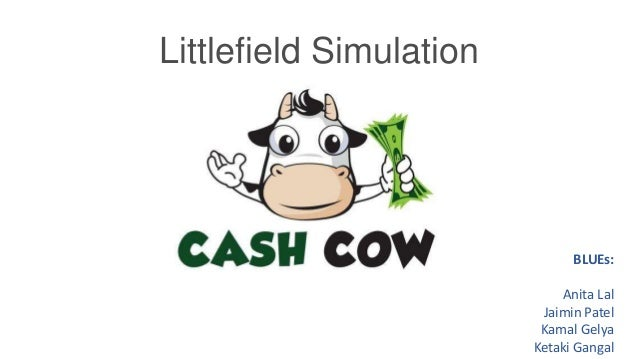 littlefield simulation learnings