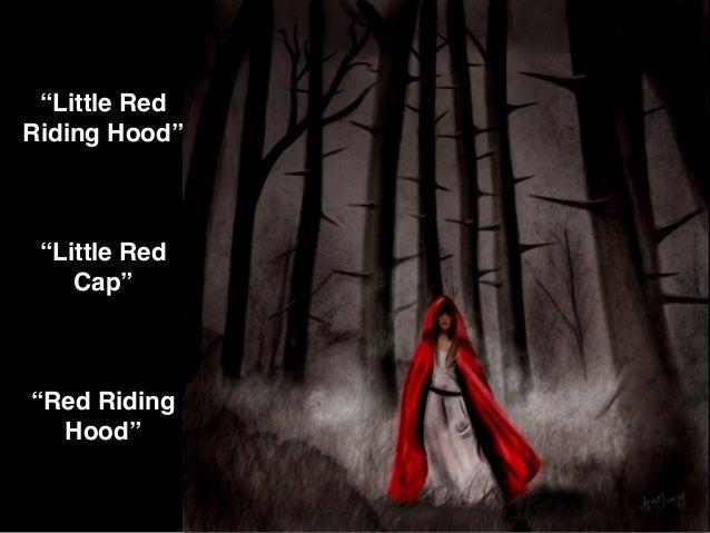 Little Red Riding Hood Slide 2