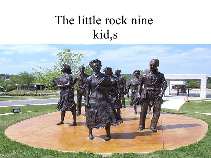 """an overview of the little rock nine On may 22, 1954, the little rock school board issued a statement saying that   these us army troops escorted the """"little rock nine,"""" as they became  high  crisis and little rock's working-class whites: a review essay."""