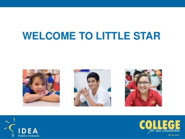 WELCOME TO LITTLE STAR
