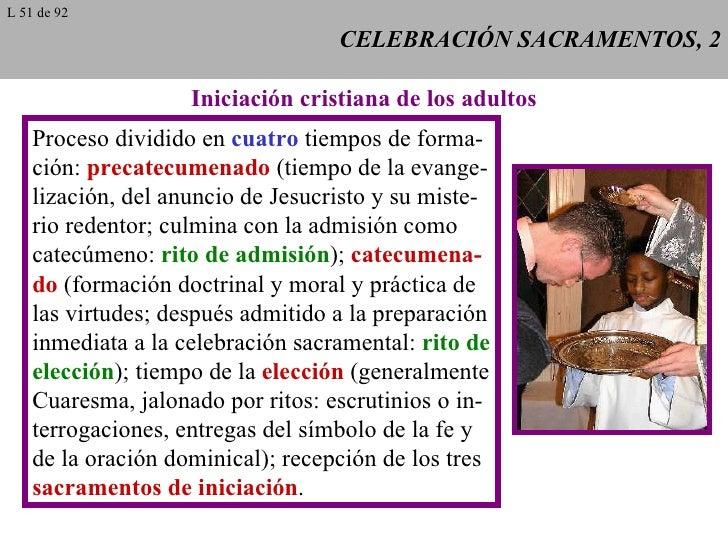 Liturgia 07 01 celebracion sacramentos Slide 2