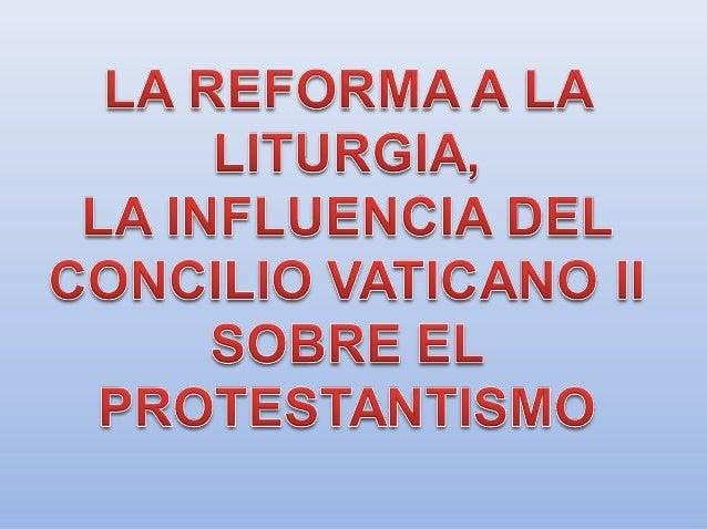 Constitución sobre la Sagrada Liturgia. Roma, 4 de diciembre de 1963.  Este Sacrosanto Concilio se propone incrementar de ...
