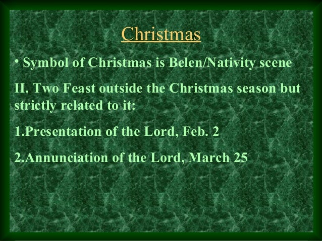 Liturgical Year Calendar Of The Catholic Church