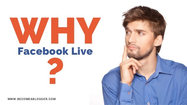 How to Stream to Facebook Live Like a Pro Slide 2