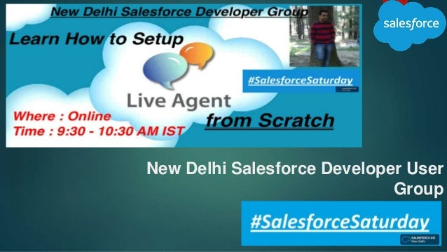 New Delhi Salesforce Developer User Group