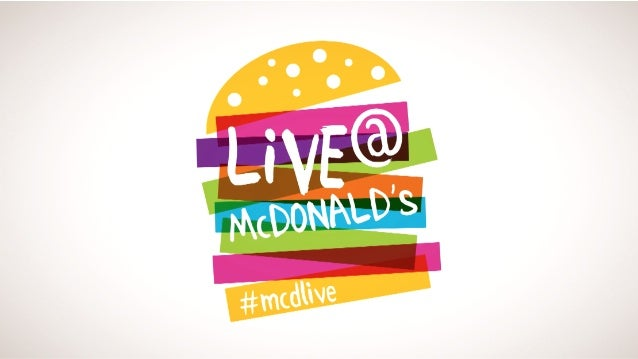 Big Mac TV – Facebook Live als Social Media Event #AFBMC