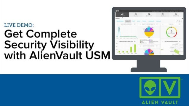 Discover Security That's Highly Intelligent DECEMBER 2014 ALIENVAULT