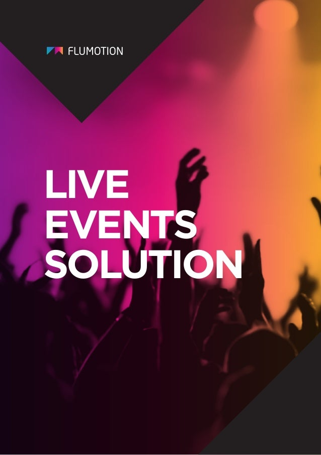 LIVE EVENTS SOLUTION