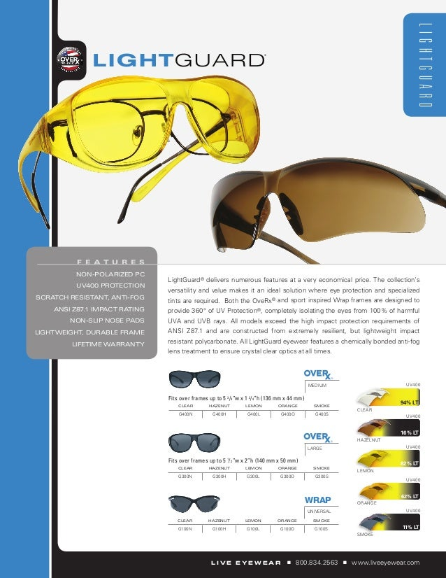 e796ec70dc Live Eyewear 2015 catalog