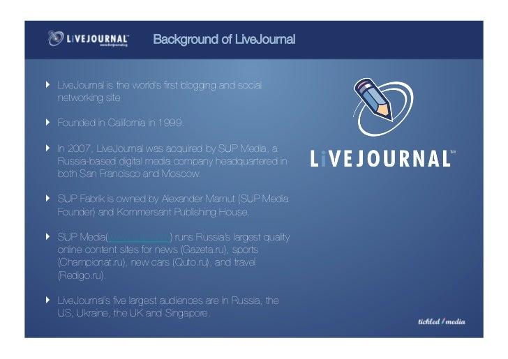 LiveJournal sg intro