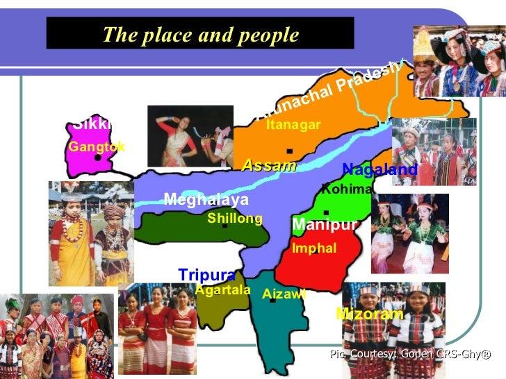 Livelihoods framework : A case of NE Upland Communities Slide 2