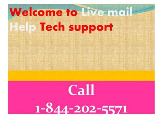 1-844-202-5571 livemail Tech support phone number for password recovery