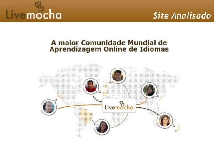 Site Analisado