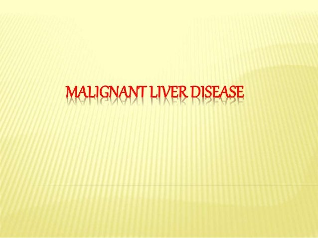 Occupational Liver Disorders