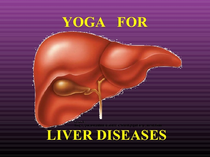 YOGA  FOR  LIVER DISEASES