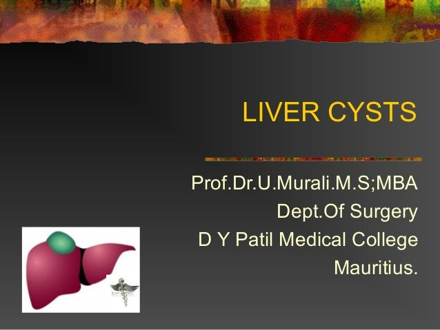 liver cyst - facts & interesting case reports, Cephalic Vein