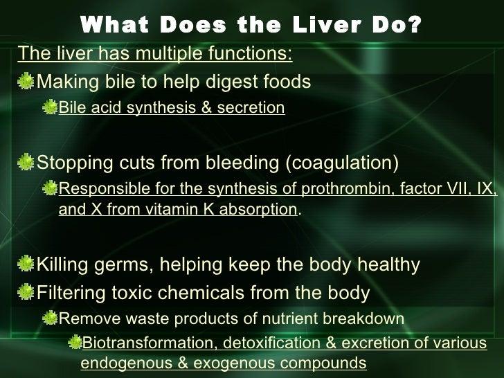 liver disease, Cephalic Vein