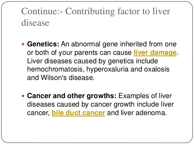 Liver Disease Symptoms Causes Treatment Prevention And