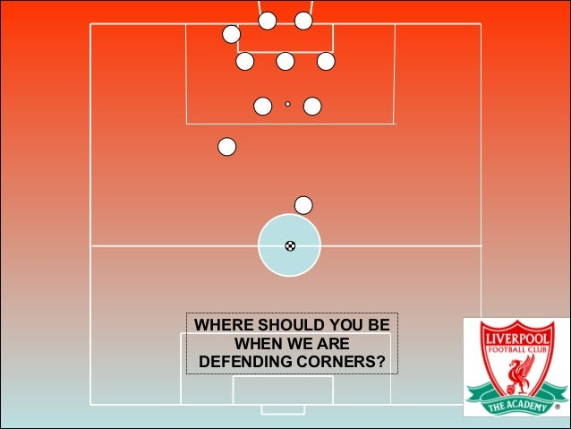 WHERE SHOULD YOU BE WHEN WE ARE DEFENDING CORNERS?
