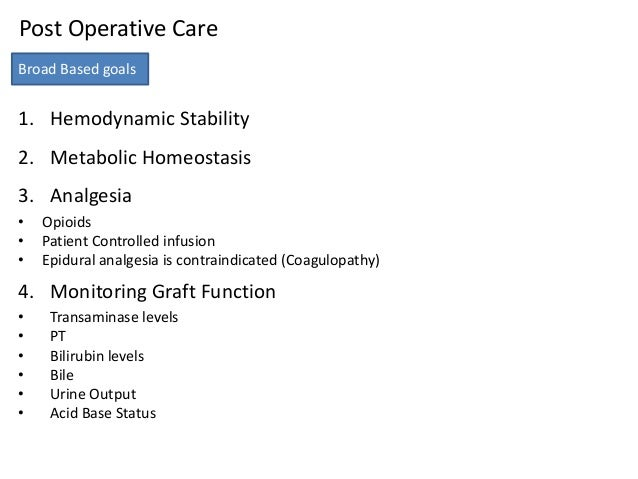 post operative nursing care Post-operative care - hip the following are some ways to incorporate movement after you have had hip replacement surgery discuss these techniques with your physicians and orthopedist before attempting them.
