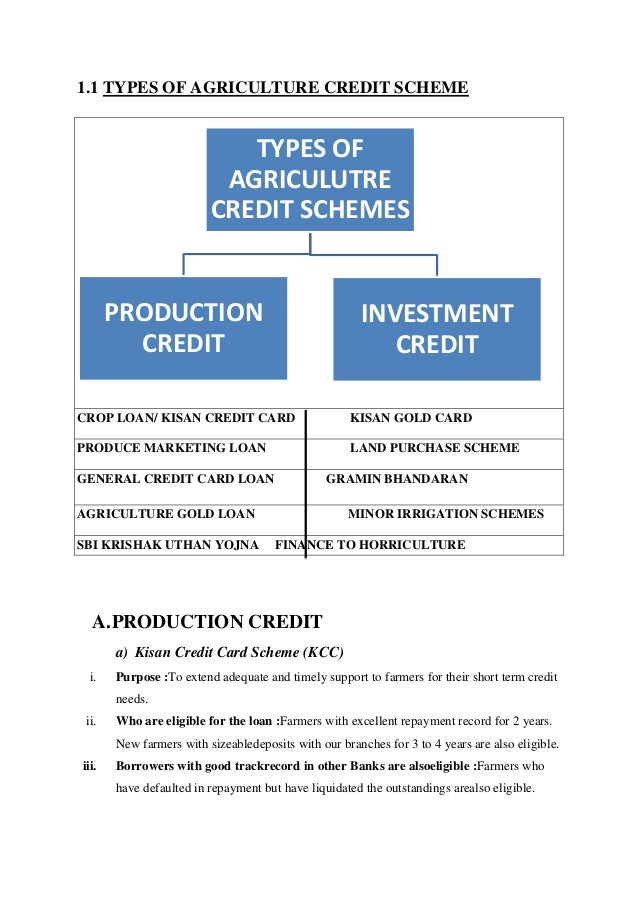 thesis on agricultural credit Phd thesis agriculture credit lever for management in modern agriculture promotion of agricultural credit is extremely important because it causes.