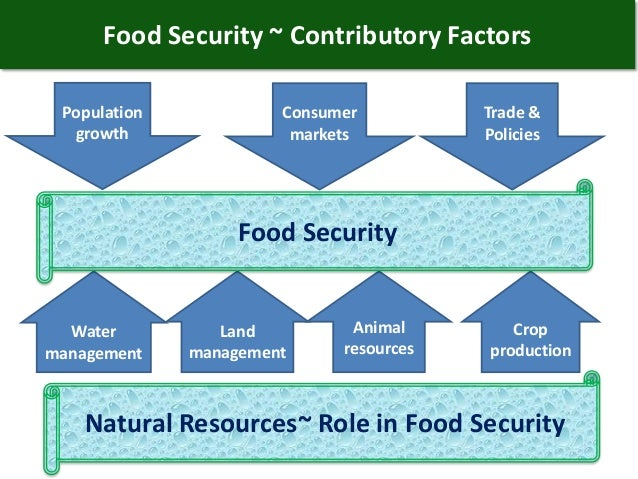 Role Of Natural Resources In Sustainable Development