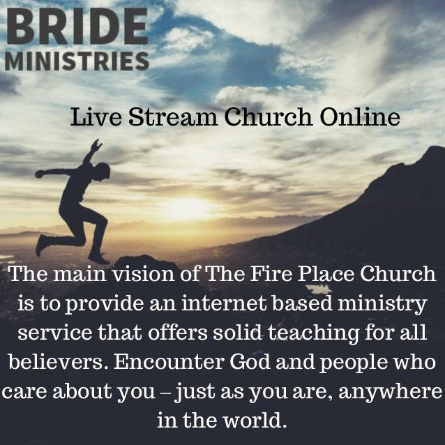 Live Stream Church Online