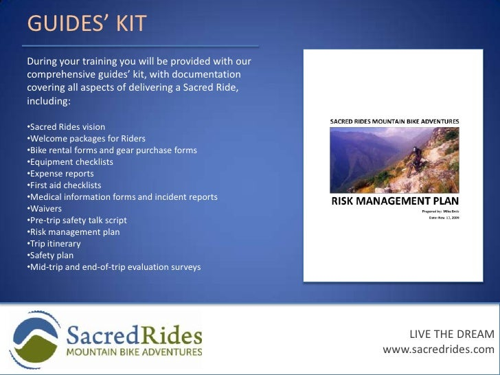 Ride Guide TV episodes – 2x (BC and Peru)