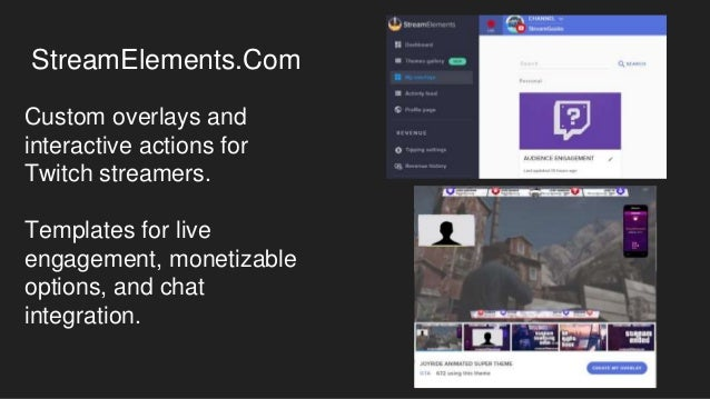 Live viewer engagement tools on Facebook, YouTube and Twitch