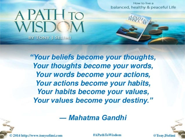 Live your passion increase your income animas institue talk tony j selimi Slide 3