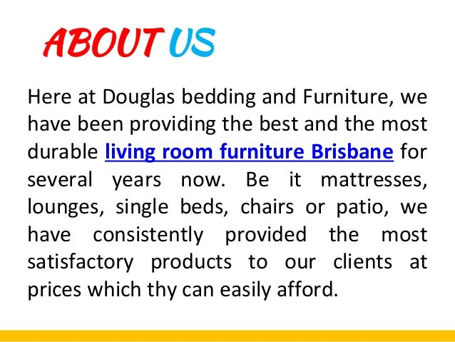 Modern Living Room Furniture Brisbane