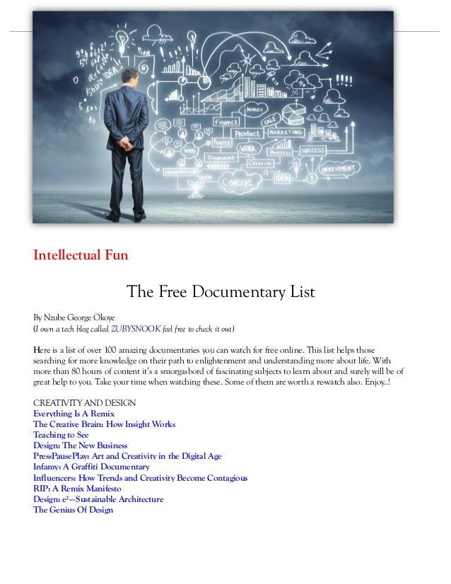 34. Intellectual Fun The Free ...