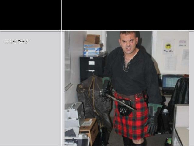 ScottishWarrior; 9.