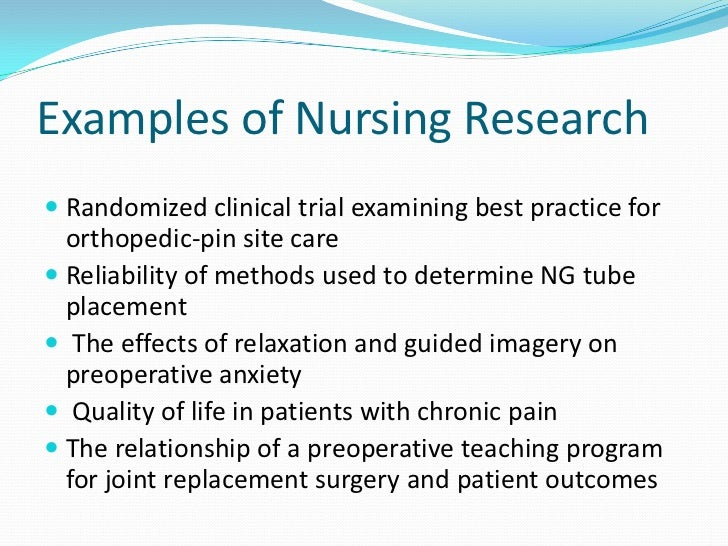 the importance of research and evidence based practice in my nursing career Due to its importance and positive results, evidence-based practice is becoming increasingly encouraged in the healthcare sector nurses need to stay up-to-date on the latest technologies and research findings in order to provide high-quality care.