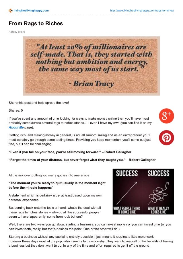 livingfreelivinghappy.com http://www.livingfreelivinghappy.com/rags-to-riches/ Ashley Meira From Rags to Riches Share this...