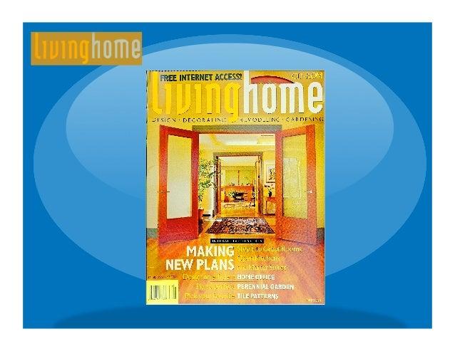Livinghome Hybrid CD-ROM & Web Service with HGTV