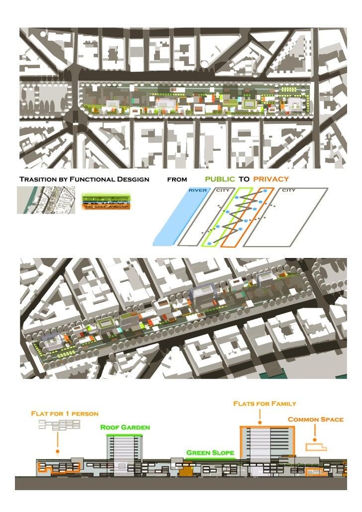 Living + Learning  Design Development. Mass Housing Project in Antwerp