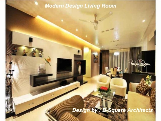 Design By : B Square Architects Modern Design Living Room ... Part 10