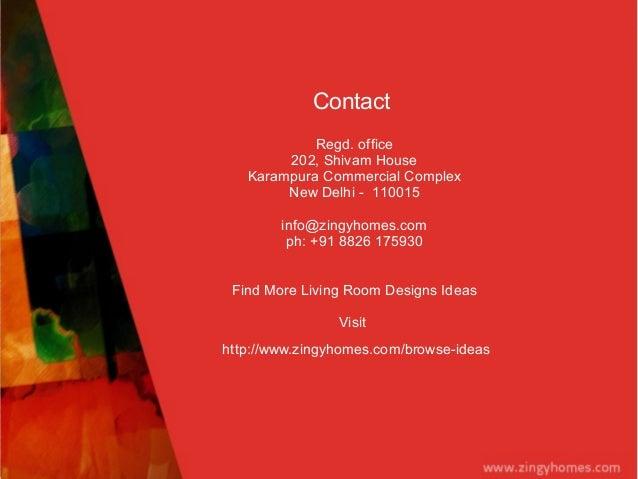 Best Design Indian Living Rooms