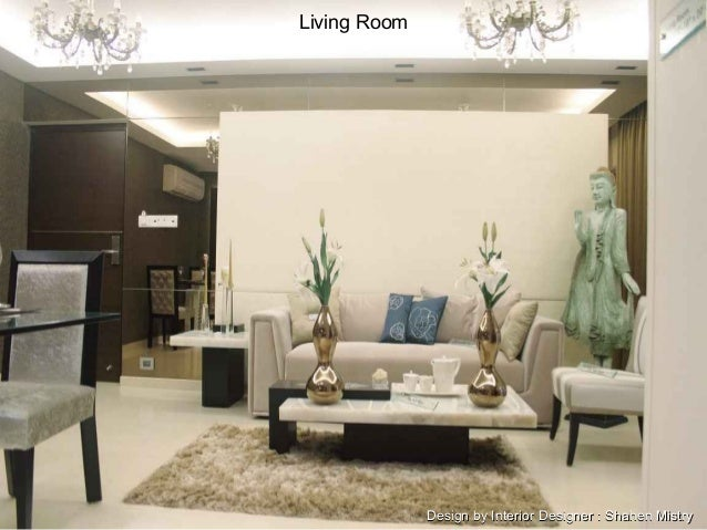 Living Room Design By Interior Designer