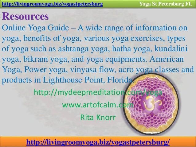 Private Yoga St Petersburg FL