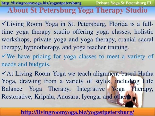Private Yoga St Petersburg FL,