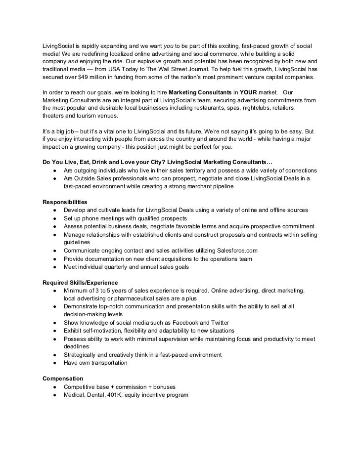 Account Executive Job Description Advertising  Plan