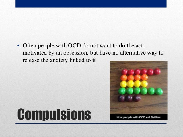 OCD Information for Friends and Family
