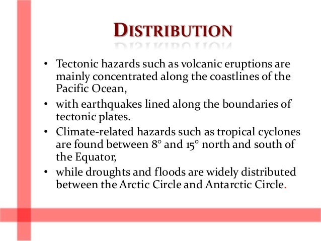 Living With Tectonic Hazards