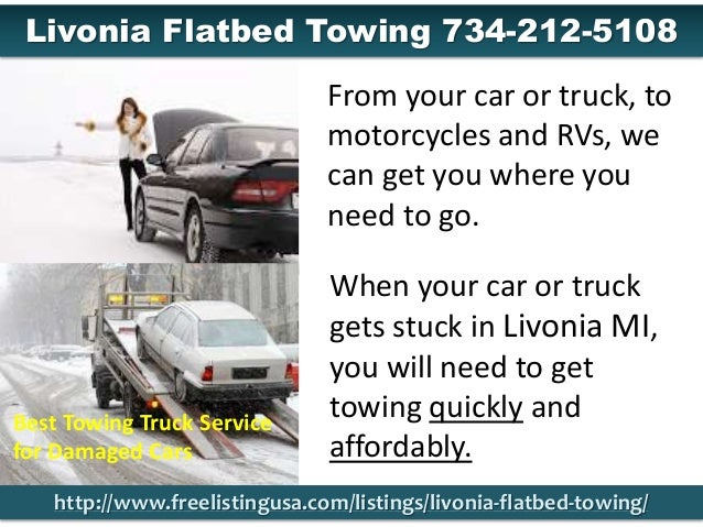 From your car or truck, to motorcycles and RVs, we can get you where you need to go. When your car or truck gets stuck in ...