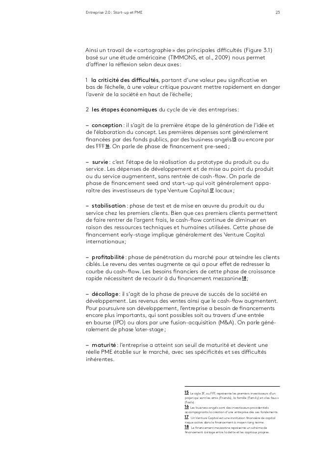 Entreprise 2 0 start up et pme for Idee entreprise americaine