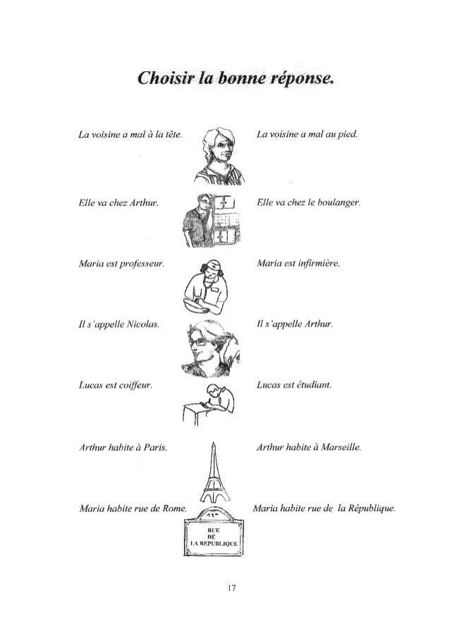 Livre Complet Pour Apprendre A Parler Francais Www Lfaculte Com