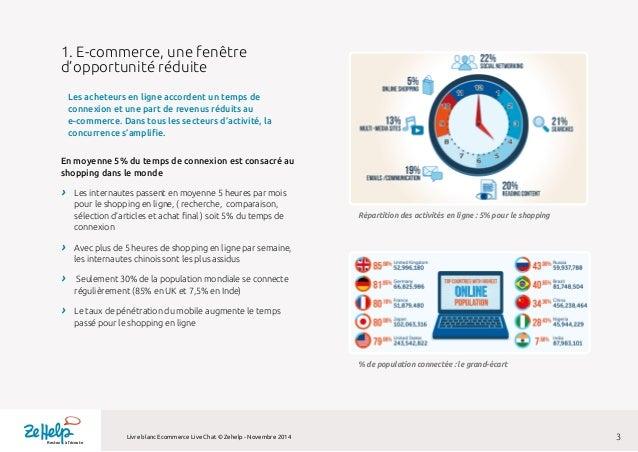 E-commerçants, améliorez la confiance et la satisfaction de vos clients avec le Live Chat Slide 3